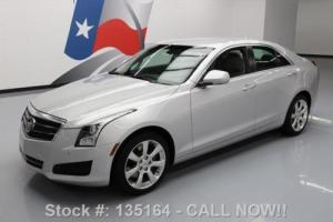 2013 Cadillac ATS LUX AWD LEATHER NAV REAR CAM