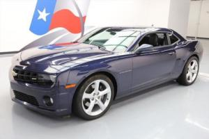 2013 Chevrolet Camaro 2SS HTD LEATHER SUNROOF NAV HUD