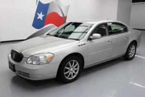 2007 Buick Lucerne CXL LEATHER CRUISE CTRL ALLOYS