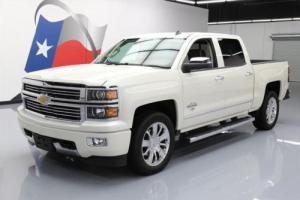 2014 Chevrolet Silverado 1500 SILVERADO HIGH COUNTRY CREW NAV REAR CAM