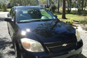2007 Chevrolet Cobalt LT sports package with rear spoilerBack
