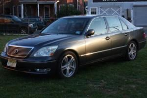 2005 Lexus LS Photo