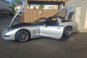 2001 Chevrolet Corvette Z06 Hardtop Photo