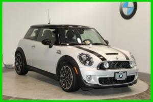 2013 Mini Hardtop S PREMIUM PACKAGE 2 SPORT COLD WEATHER HARMAN KARD