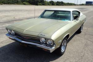1968 Chevrolet Chevelle Hard top