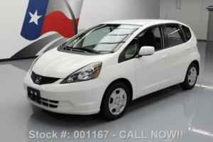 2013 Honda Fit AUTOMATIC CRUISE CTRL CD AUDIO