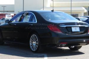 2017 Mercedes-Benz S-Class S550 Sedan