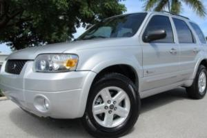 2007 Ford Escape HEV Photo