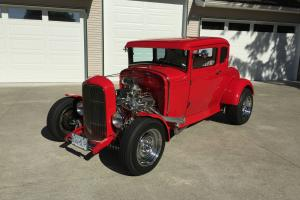 1931 Ford Model A 5 Window Coupe | eBay