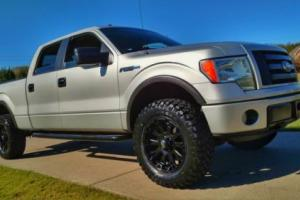 2009 Ford F-150 Lifted FX4 Leather $4k Extras New Lift Wheel Tires
