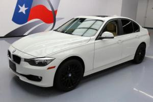 2012 BMW 3-Series 328I SEDAN TURBOCHARGED AUTOMATIC SUNROOF