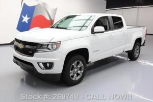 2015 Chevrolet Colorado CREW Z71 4X4 HTD SEATS NAV