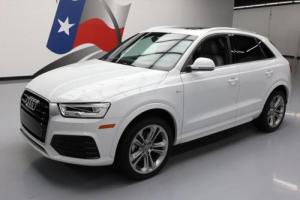 2016 Audi Other Q3 2.0T QUATTRO PRESTIGE AWD S-LINE NAV Photo