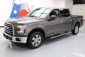 2015 Ford F-150 CREW TEXAS ED ECOBOOST REAR CAM
