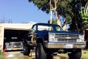 1987 Chevrolet Blazer Photo