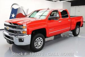 2016 Chevrolet Silverado 2500 LTZ DIESEL Z71 4X4 NAV Photo