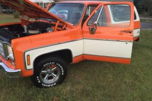 1978 Chevrolet Blazer Photo