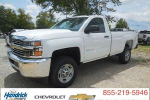 "2016 Chevrolet Silverado 2500 4WD Reg Cab 133.6"" Work Truck Photo"