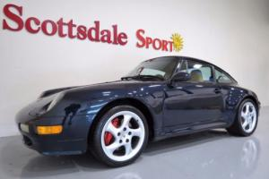 "1997 Porsche 911 6SP MANUAL, 18"" TURBO TWIST WHLS, FLAWLESS EXAMPLE"