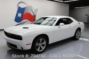 2015 Dodge Challenger SXT AUTOMATIC ALLOY WHEELS