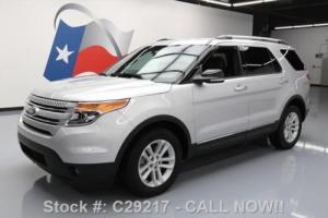 2013 Ford Explorer XLT ECOBOOST NAV REARCAM LEATHER