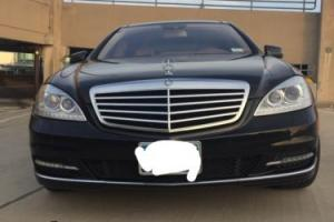 2011 Mercedes-Benz S-Class Photo