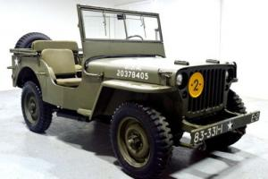 1943 Jeep Other