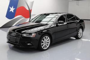 2013 Audi A4 QUATTRO PREM PLUS SEDAN AWD SUNROOF