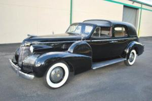 1939 Cadillac Series 75 Town Car Open Top Limo