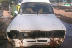 Ford Escort Van, 1980 unfinished project.
