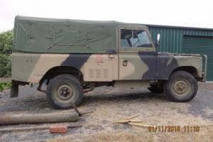 Land Rover 1978 Ex Military