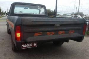 Ford F100 (1976)