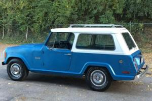 1972 Jeep Commando Jeepster Commando