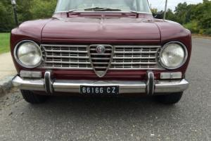 1967 Alfa Romeo Other Giulia TI Photo