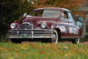 1949 Packard 4dr Custom 8 Sedan
