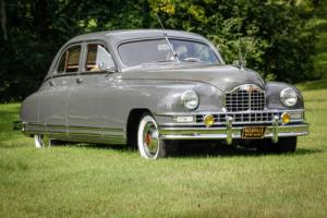1949 Packard Custom 8 Sedan