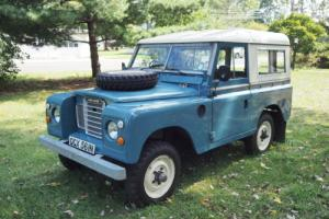 1974 Land Rover Series III 88""