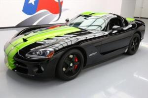 2010 Dodge Viper SRT-10 8.4L V10 6-SPEED LEATHER