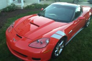 2011 Chevrolet Corvette Glass Targa Roof