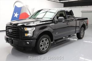 2015 Ford F-150 SUPERCAB SPORT 4X4 ECOBOOST TEXAS ED Photo