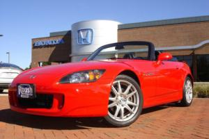 2004 Honda S2000 LOW MILES/EXTRA CLEAN!  NEEDS A FEW THINGS DONE