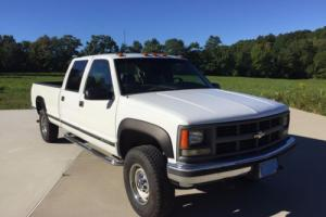 1998 Chevrolet Other Pickups Crew Cab