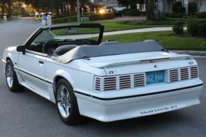 1988 Ford Mustang GT CONVERTIBLE - RESTORED - 1K MILES