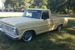 1967 Ford F-100 FORD F100