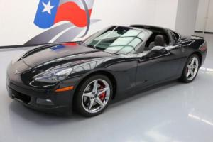 2012 Chevrolet Corvette 3LT TARGA TOP AUTO NAV HUD Photo