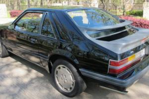 1986 Ford Mustang Coupe SVO
