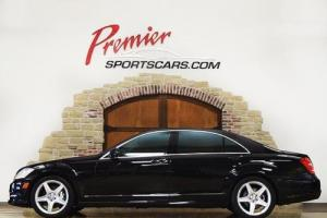 2011 Mercedes-Benz S-Class S550 Sport Photo