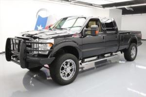 2012 Ford F-350 LARIAT CREW 4X4 DIESEL LIFT NAV Photo