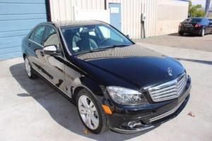 2009 Mercedes-Benz C-Class C 300 Luxury 3.0L V6 Sedan