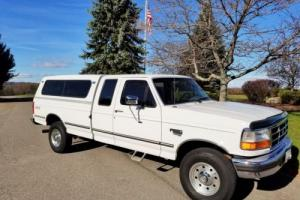 1995 Ford F-250 XLT Photo